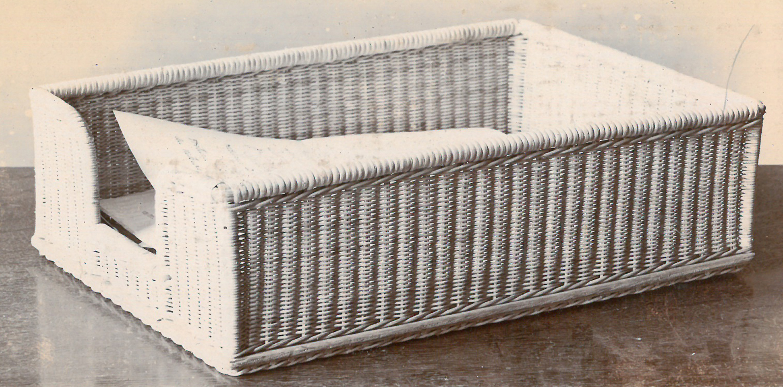 letter baskets